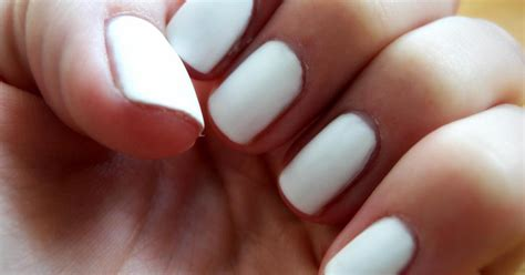 Ongle Blanc Et Or by Faux Ongles Blanc Et Or