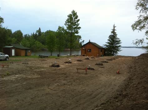 Cottage Foundation by Cottage Foundations Ontario Postech Piles Winnipeg
