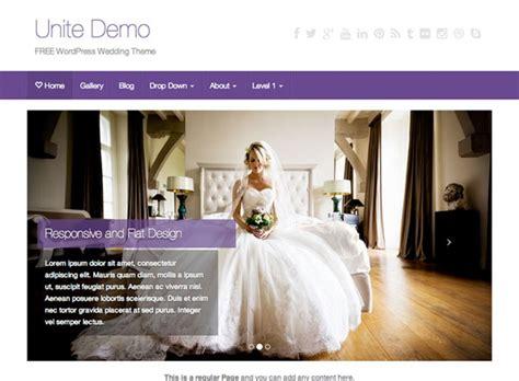 themes wordpress free wedding 25 effective wedding themes wordpress free premium