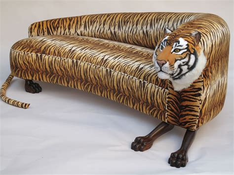animal print couch striking animal print furniture to delight even dr doolittle