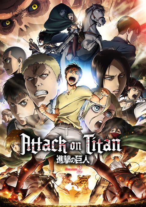 anoboy attack on titan season 1 attack on titan season 2 release date new episodes