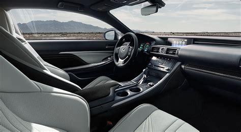 new lexus rcf interior lexus rc f 2015 carbon in uae new car prices specs