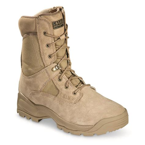 Tactical Boots 5 11 5 11 s atac 8 quot side zip tactical boots 672836