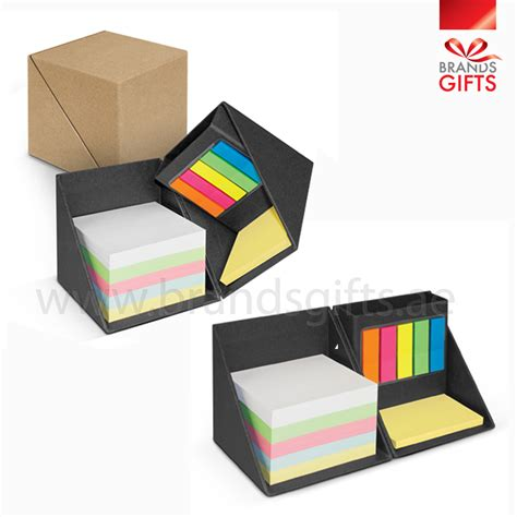 artsy desk cube custom office stationaries brands gifts