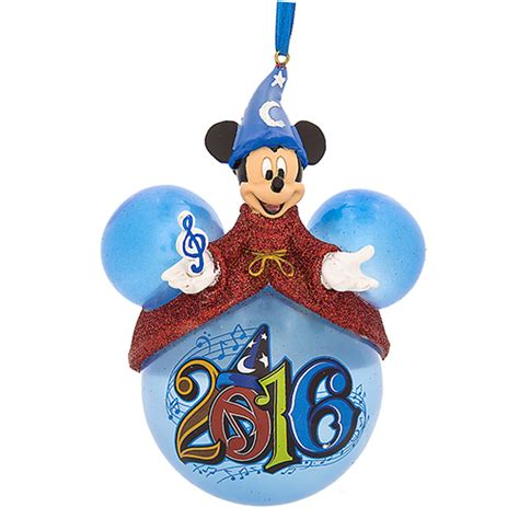 your wdw store disney christmas ornament 2016 mickey