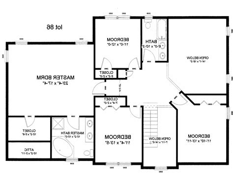 best of design your own home floor plans free