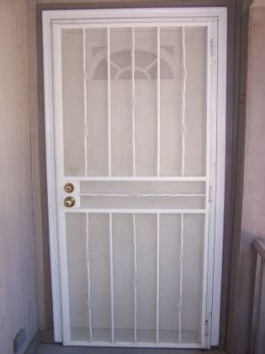 Residential Security Doors Exterior Residential Doors Arizona Glass Door Connection