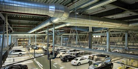 rolls royce headquarters major multi million investment at rolls royce s goodwood