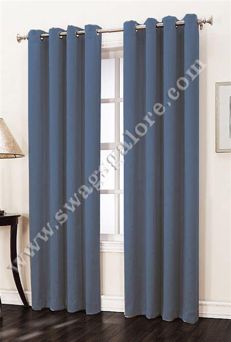 Room Darkening Drapes Hayworth Room Darkening Grommet Curtains Steel Lichtenberg