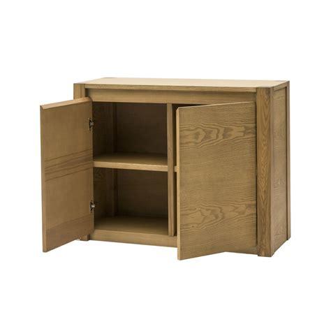 credenza bassa moderna gallery of credenza moderna in legno tabacco a 1 anta e