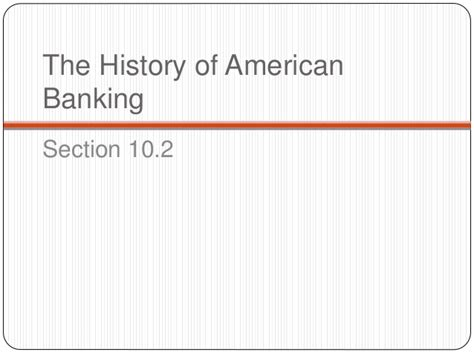 history of bank of america history of american banking