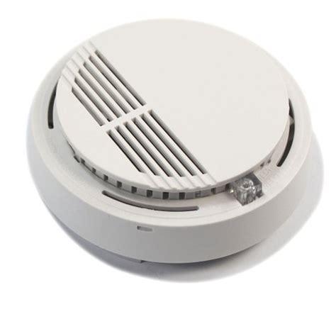 firekingdom battery operated wireless smoke detector