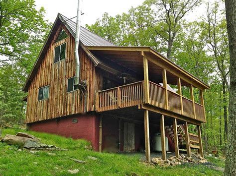 Mountain Cottage Rentals Stonedrifts Mountain Cabin 10 Acre Vrbo