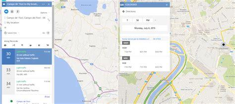 maps mobile in italiano maps introduce indicazioni stradali punti d