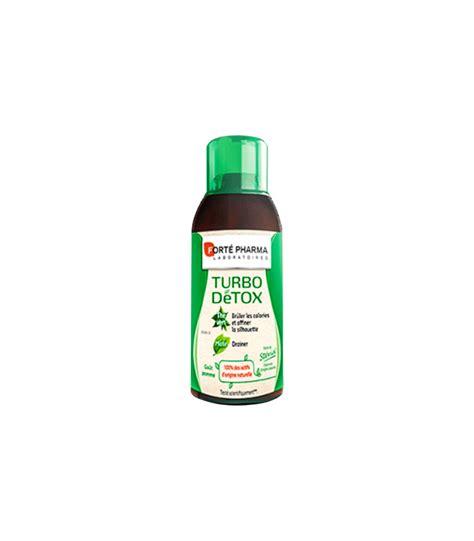 Atrium Detox by Forte Pharma Turbo Detox Boisson Drainante Th 233 Vert Et