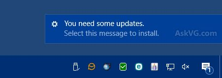 install windows 10 before notification forcing windows 10 to always notify before downloading