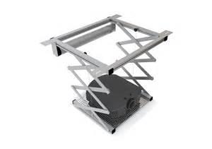 support motoris 233 pour vid 233 oprojecteur alulift