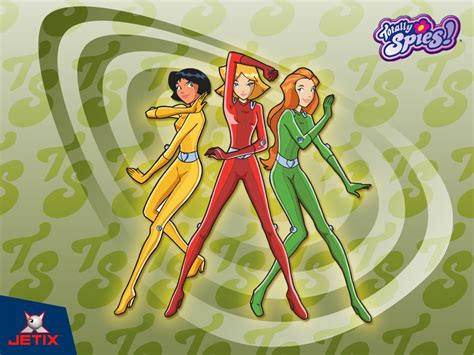 totally spies totally spies totally spies wallpaper 6783566 fanpop