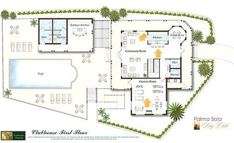 bradford pool house floor plan house plans with pools and basements house floor plans with indoor pools pool house plans color