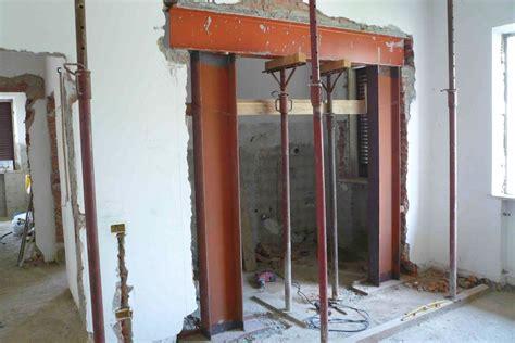 apertura porta apertura porta su muro portante idee per la casa