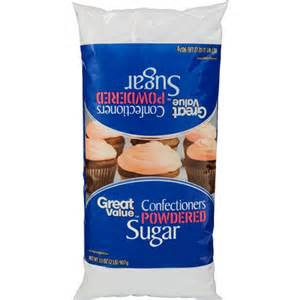 great value powdered sugar walmart com