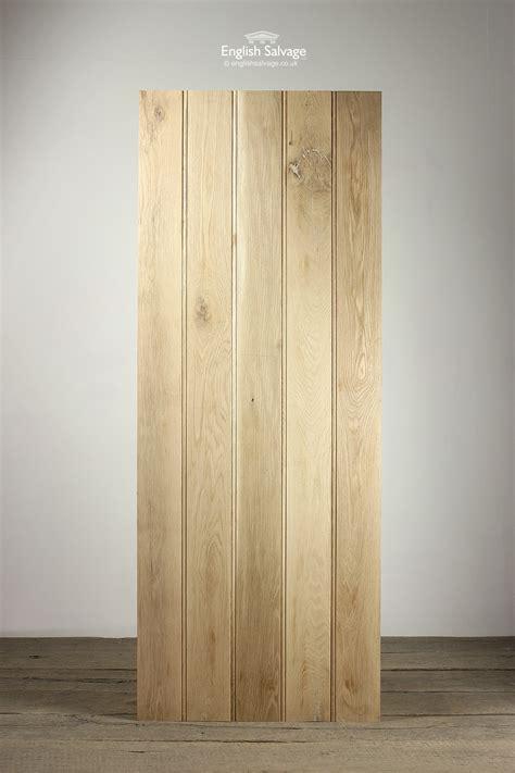 oak plank doors
