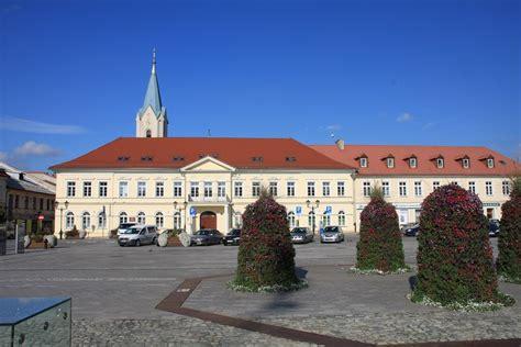 of town town of oświęcim