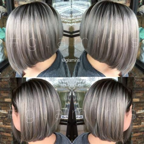 gray hair color shades hair trends 25 shades of grey launchpad