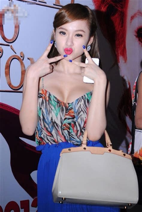 asian g string girls lips cute apabila artis terkenal asia membuat quot duck face quot 12