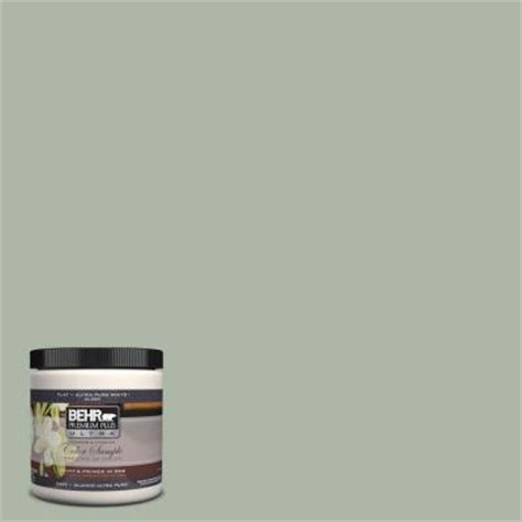 behr premium plus ultra 8 oz icc 56 green tea interior exterior paint sle icc 56u the
