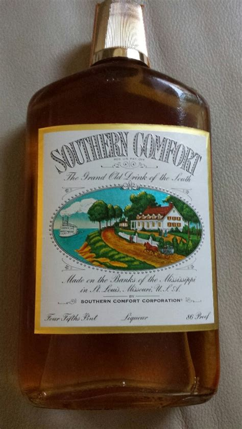 Southern Comfort Pint southern comfort 4 5 pint 86 proof drinks planet