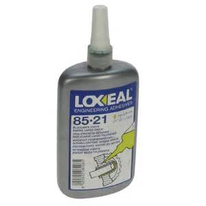 Fuel System Thread Sealant 250ml Loxeal Adblue Pipe Thread Sealant High Strength