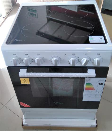 cocinas de induccion cocina de induccion con horno