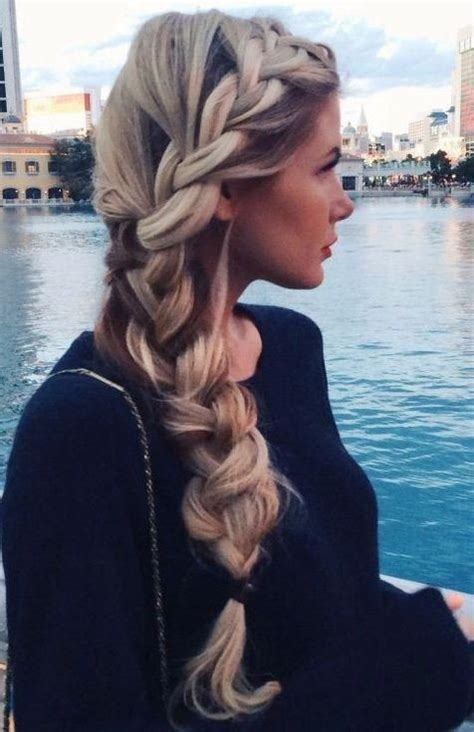 cute girl hairstyles elsa braid 28 fantastic hairstyles for long hair 2017 pretty designs