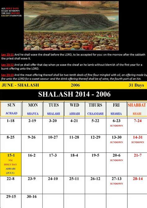 Hebrew Calendar 2015 Coitimes Enoch Hebrew Calendar 2015 2016