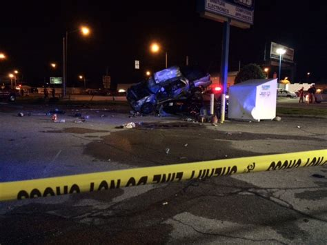 indianapolis car crash news car crash critically injures driver cbs 4 indianapolis news weather traffic and sports wttv