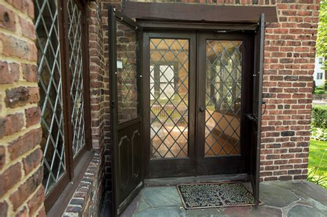 Tudor Style Front Doors Historic Remake From Grime To Shine Developments Wsj