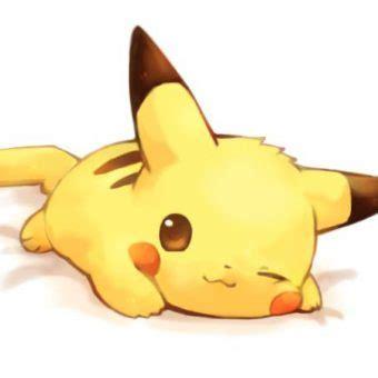 imagenes kawaiis de picachu dibujos de pikachu kawaii para dibujar colorear imprimir