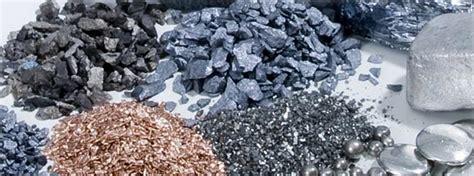 list of blade materials ferrous alloys