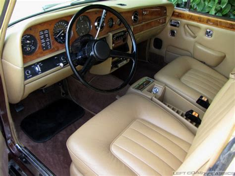 Rolls Royce Silver Shadow Interior by 1978 Rolls Royce Silver Shadow Ii For Sale