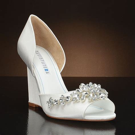 best 25 wedge wedding shoes ideas on wedding
