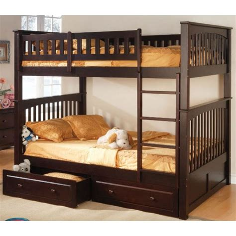 full full bunk bed 25 best ideas about full size bunk beds on pinterest queen size bunk beds loft