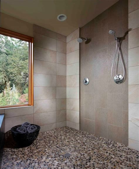 Tile And Bathroom Place Warners Bay 15 Pebble Mosaic Ideas For Trend Bathroom Top