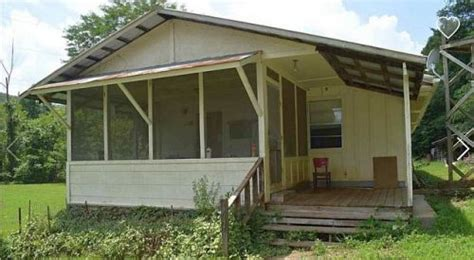 arkansas ozark mountain prepper home for sale