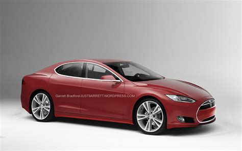 The Tesla Tesla Model E Production Just9arrett