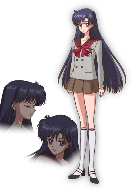 Sailor Mars Casing new character concept from sailor moon plus
