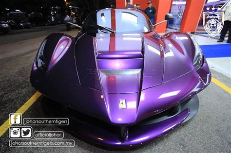 purple laferrari purple laferrari is the hypercar of a prince literally