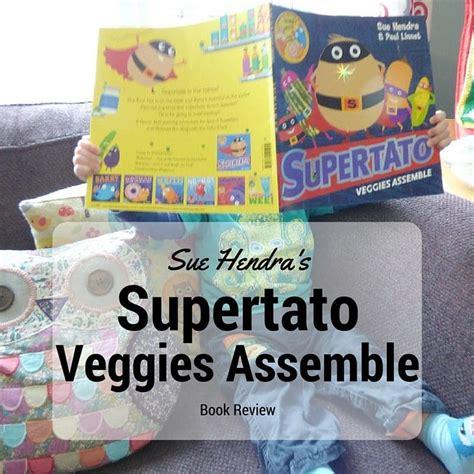 supertato veggies assemble 1471121003 supertato veggies assemble book review monkey and mouse