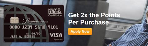 Navy Federal Credit Union Visa - navy federal credit union visa signature flagship rewards credit card