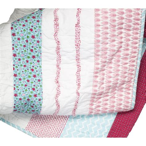 Patchwork Throws Uk - lulu patchwork quilt throw olde